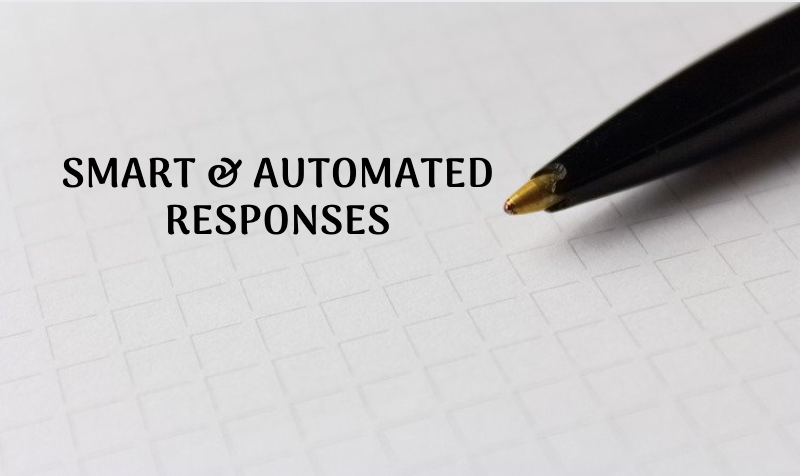 Magento: Smart Automated Response to Customers