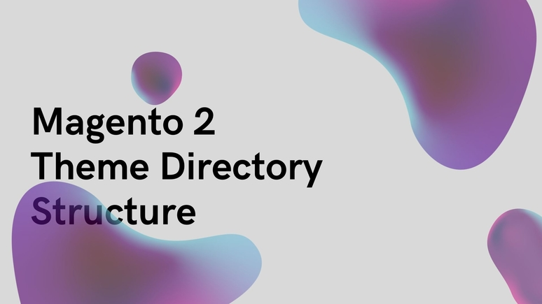 Magento 2 Theme Directory structure: